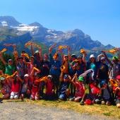 Camp d'été de meute 2015 au Far West !