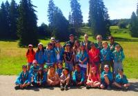 Camp été 2014 JURA (meute)