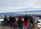 Week-end igloo éclaireurs et pionniers 2016