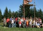 Camp d'été 2009 à Anzère