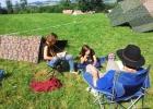 Camp d'été à Vuppens (Troupe)
