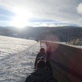 Journée neige dans notre Alaska à nous !