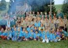 Camp avec la Roselière 2001