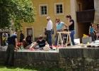 30 juin. Activité artistique avec le Festival de la Cité