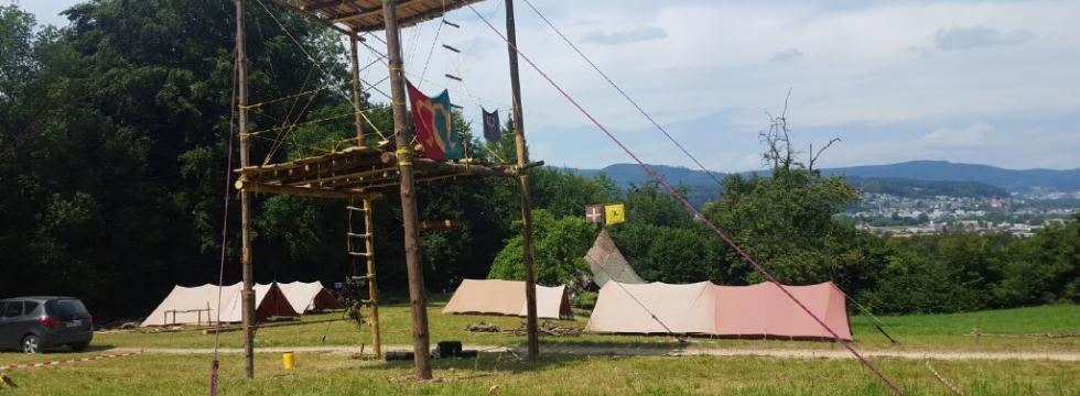 Camp Troupe - PiCo 2018